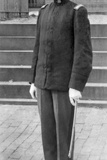 J. Edgar Hoover Joined His High School Reserve Officers' Training Corps Program. Ca. 1914 Photo
