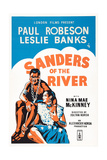 Sanders of the River Giclee Print