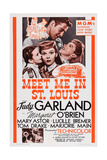 Meet Me in St. Louis Giclee Print