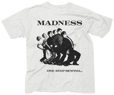 Madness- One Step Beyond Camisetas