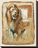 Pride Stretched Canvas Print by  Joadoor