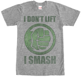 Incredible Hulk- I Don'T Lift T-shirts