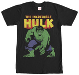 Incredible Hulk- Big Time T-shirts