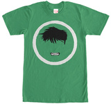 Incredible Hulk- Round Badge (Premium) Shirt