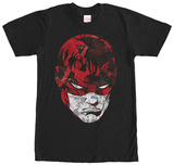 Daredevil- Masked Action Shirts