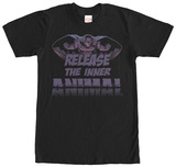 Black Panther- Inner Animal T-Shirt