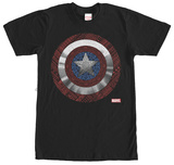 Captain America- Shield Mandala T-shirts