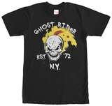 Ghost Rider- Hero Since '72 T-shirts
