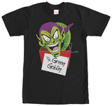 Spiderman- Goblin In The Box T-shirts