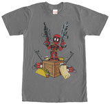 Deadpool- The Fundamentals T-shirts