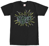 Incredible Hulk- Neon Smash T-shirts