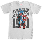 Captain America- Hero Since 1941 T-shirts