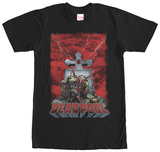 Deadpool- Rise From The Grave T-Shirt