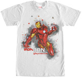 Iron Man- Armored Avenger T-shirts