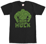 Incredible Hulk- Camouflaged T-Shirt