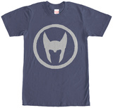 Thor- Mighty Helmet (Premium) T-shirts