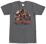 Deadpool- Costume Capers Shirt