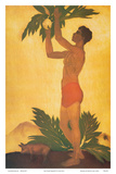 Breadfruit Boy - Hawaii Posters by John Kelly