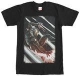 Iron Man- Light Em Up T-shirts