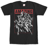 Spiderman- Amazing Web Slingers Shirts