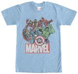 Avengers- Heroes Assembled (Premium) T-Shirts