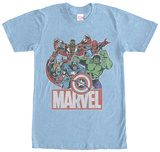 Avengers- Heroes Assembled (Premium) T-Shirt