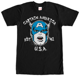 Captain America- Hero Since '41 T-Shirt