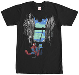 Spiderman- Neighborhood Swing T-shirts