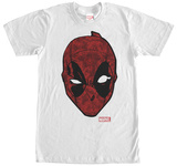 Deadpool- Masked Action T-shirts
