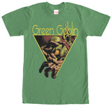 Spiderman- Creepy Green Goblin T-shirts
