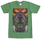 Spiderman- Green Goblin Vicious Smile Shirt