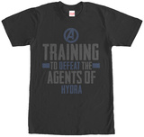 Avengers- Training To Defeat Hydra Shirts