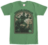 Spiderman- Green Goblin Attacks T-Shirt