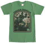Spiderman- Green Goblin Attacks T-shirt