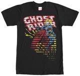 Ghost Rider- Broken Up Skjorter