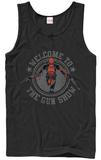 Deadpool- Gun Show (Premium) T-shirts