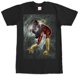 Spider Woman- Spinning A Web T-shirts