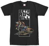 Thor- Beta Ray Bill Tshirts