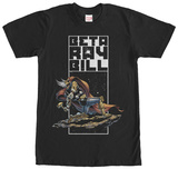 Thor- Beta Ray Bill T-shirts