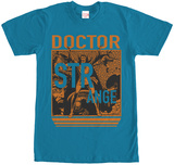 Dr. Strange- Vibrant Action (Premium) T-shirts