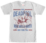 Deadpool- Merc With A Mouth T-Shirt