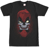 Deadpool- Under The Mask Shirts