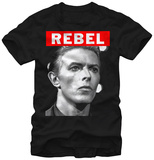 David Bowie- Big Rebel Shirt