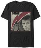 David Bowie- Is Ziggy T-shirts