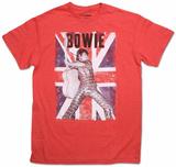 David Bowie- Union Bowie T-Shirt