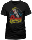 David Bowie- Smoking T-shirts