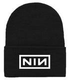 Nine Inch Nails- Logo Beanie Beanie