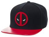 DEADPOOL- Logo SNAPBACK Hat