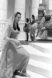Spanish Bloom - Claire Bloom in Alexander the Great Premium Photographic Print by Ken Russell