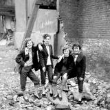 The Last of the Teddy Girls - 1955 Reproduction photographique Premium par Ken Russell